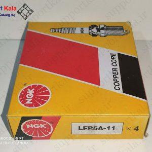 شمع ان جی کی مدل LFR5A-11 چهار عددی (1)